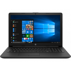 PC Portable HP 15-dw2000nk - i5 10è Gèn - 4Go - HDD 1To - Noir (9YX55EA)