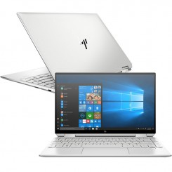 PC Portable HP Spectre x360 13-AW0000NK - i5 10è Gén - 8Go - 265Go SSD - Windows 10 Silver (8XG68EA)