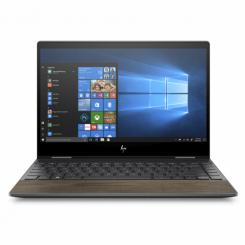 PC Portable HP ENVY x360 13-ar0010NK - AMD Ryzen 7 - 16Go - 512Go SSD - Windows 10 Silver (9RA63EA)