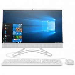 PC de Bureau HP AIO 22-c0009nk - i3 9é Gén - 4Go - 1 To HDD - Blanc (8xj39ea)