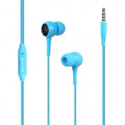 Écouteurs stéréo avec micro Promate Bent / Bleu