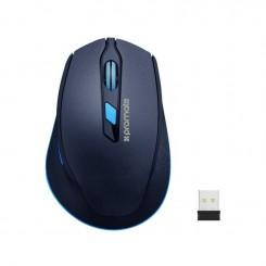 Souris Optique Sans Fil Promate Clix-6 - Bleu
