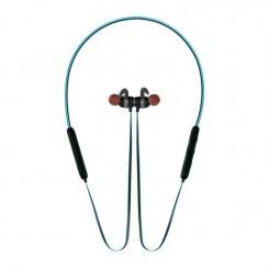 Écouteurs Bluetooth avec Micro Promate Spicy-1 - Bleu