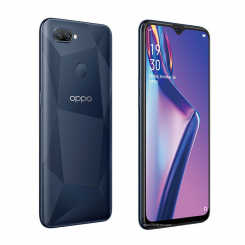 Smartphone Oppo A12 - 4G - Double SIM - Noir