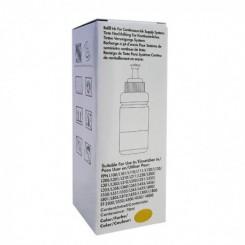 Bouteille d'encre Epson IJEC28YNLJ EPN L100/L200/L800 CYAN 70ml
