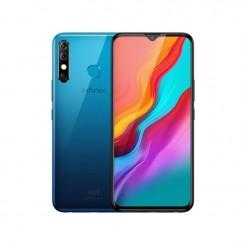 "Smartphone Infinix HOT 8 - 6.6"" - 4G - Double SIM - Bleu"