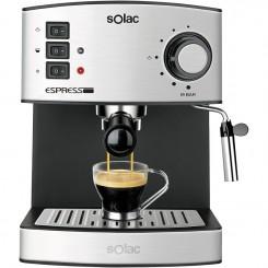 Machine à Café Expresso Solac CE4480 19 bars - Inox