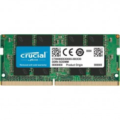BARRETTE MEMOIRE CRUCIAL 8Go DDR4 PC4-21300 SO-DIMM 2666