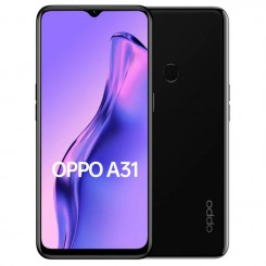 Smartphone Oppo A31 - 4G - Double SIM - Noir