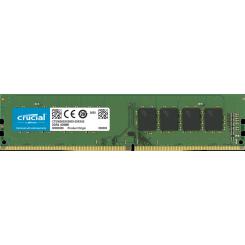 BARRETTE MEMOIRE CRUCIAL 4Go DIMM 2666 PC4-21300 CL19