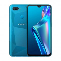 Smartphone Oppo A12 - 4G - Double SIM - Bleu
