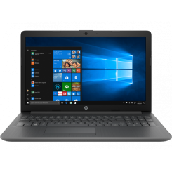 PC Portable HP Notebook 15-dw2012nk - i3 10è Gèn - 4Go - HDD 1To - Gris (2S530EA)