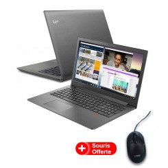 PC Portable Lenovo IP 130-15IKB - i3 7é Gén - 8Go - 1To - Noir