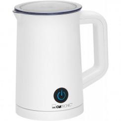 Mousseur à lait Électronique Clatronic MS3693 - Blanc