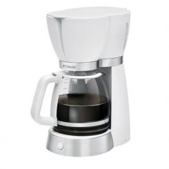 Cafetière BOMANN KA183CB 900W 12-14 Tasses - Blanc