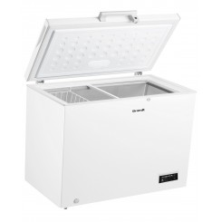 Congélateur Horizontal BRANDT BFK747YSW 400 Litres Blanc