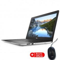 PC Portable Dell Inspiron 3581 - i3-7é Gèn - 12Go 1To - Windows 10 - Blanc