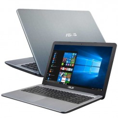 PC Portable ASUS VivoBook Max X540UA-GQ3060T i3 6é Gèn - 12Go - 1To - windows 10 - Silver