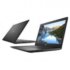PC Portable Dell Inspiron 3581 - i3 7è Gén - 4Go - 1To - Windows 10 - Noir