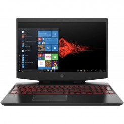 PC Portable HP Omen Gaming 15-dh0007nk i5-9300H - 8Go - 1To +256GoSSD - Nvidia GTX1660Ti (9QH72EA)