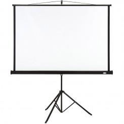 Ecran de Projection Sur Trépied 244 x 244 cm