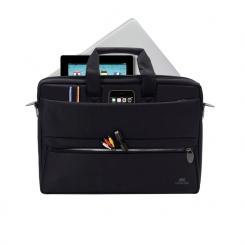 Sacoche pour ordinateurs portables 15.6 pouces RIVACASE - 8630 - Noir
