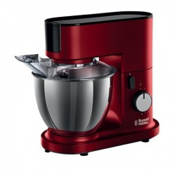 Robot Pétrin RUSSELL HOBBS  1000W Rouge (23480-56)