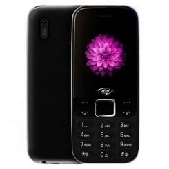 Téléphone Portable ITEL IT5081 Trois Cartes SIM - noir