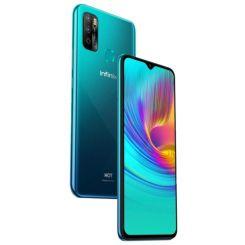 "Smartphone Infinix HOT 9 Play - 6.8"" - 4G - Double SIM - Bleu"
