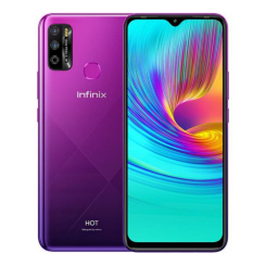 "Smartphone Infinix HOT 9 Play - 6.8"" - 4G - Double SIM - Violet"