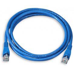 Câble RJ45 Cat 5E UTP 10M - Bleu