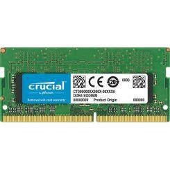 BARRETTE MEMOIRE CRUCIAL 8Go DDR4 SO-DIMM 2666 PC4-21300