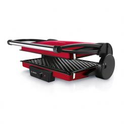 Grille-viande multifonctions Bosch TFB4402V 1800W – Rouge
