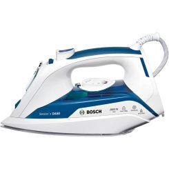 Fer à Repasser BOSCH TDA5028010 2800 W / Blanc&BLeu