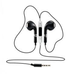 Écouteurs SBOX IEP-204 avec micro - Noir