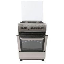 Cuisinière à gaz PROCOOK TE6640IX 60 cm - Inox