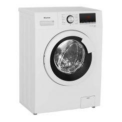 Machine à laver Frontale HISENSE WFHV8012 8Kg - Blanc