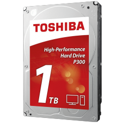 "Disque Dur Interne TOSHIBA 1To 3.5"" (HDWD110UZSVA)"