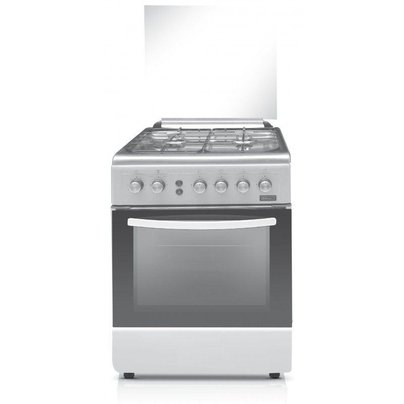 Cuisinière à Gaz SOTACER TGG7603S 60cm - Inox