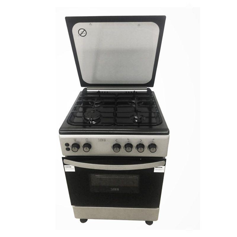 Cuisinière à Gaz SEG 60 cm - Silver (FG6402MXZI)