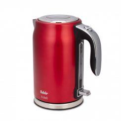 Bouilloire Fakir Adell 2200 Watt 1,7L - Rouge