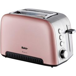 Grille Pain FAKIR RUBRA 980W - Rose gold