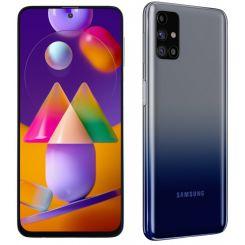 "Smartphone Samsung Galaxy M31S - 128 Go - 6.5"" - Double SIM - Bleu"