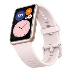 Montre Connecté HUAWEI Watch Fit - Rose