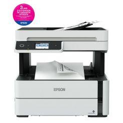 Imprimante Jet d'encre EPSON EcoTank ET-M3140 4en1 Monochrome