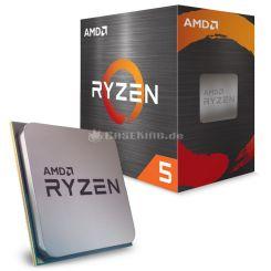 PROCESSEUR AMD RYZEN 5 5600X BOX