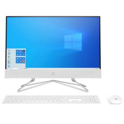 PC de Bureau HP AIO 22-df0000nk - i3 10é Gén - 4Go - 1 To (1G9T5EA)