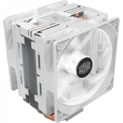 Ventilateur COOLERMASTER HYPER 212 LED TURBO WHITE EDITION