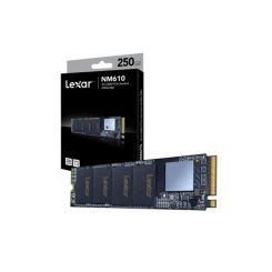 DISQUE DUR INTERNE LEXAR M.2 NVME 250GB