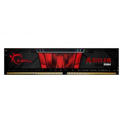 BARRETE MEMOIRE GSKILL AEGIS 16GB DDR4-3200 DIMM F4-3200C16S-16GIS